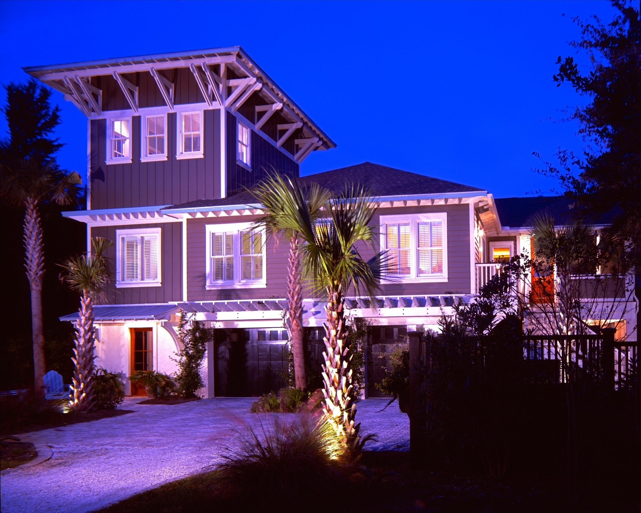 View Orientated Coastal House Plans Perch Collection