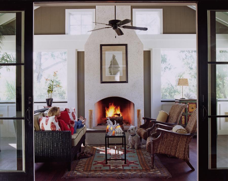 Wando perch flatfish island designs coastal home plans - Living room designs images ...