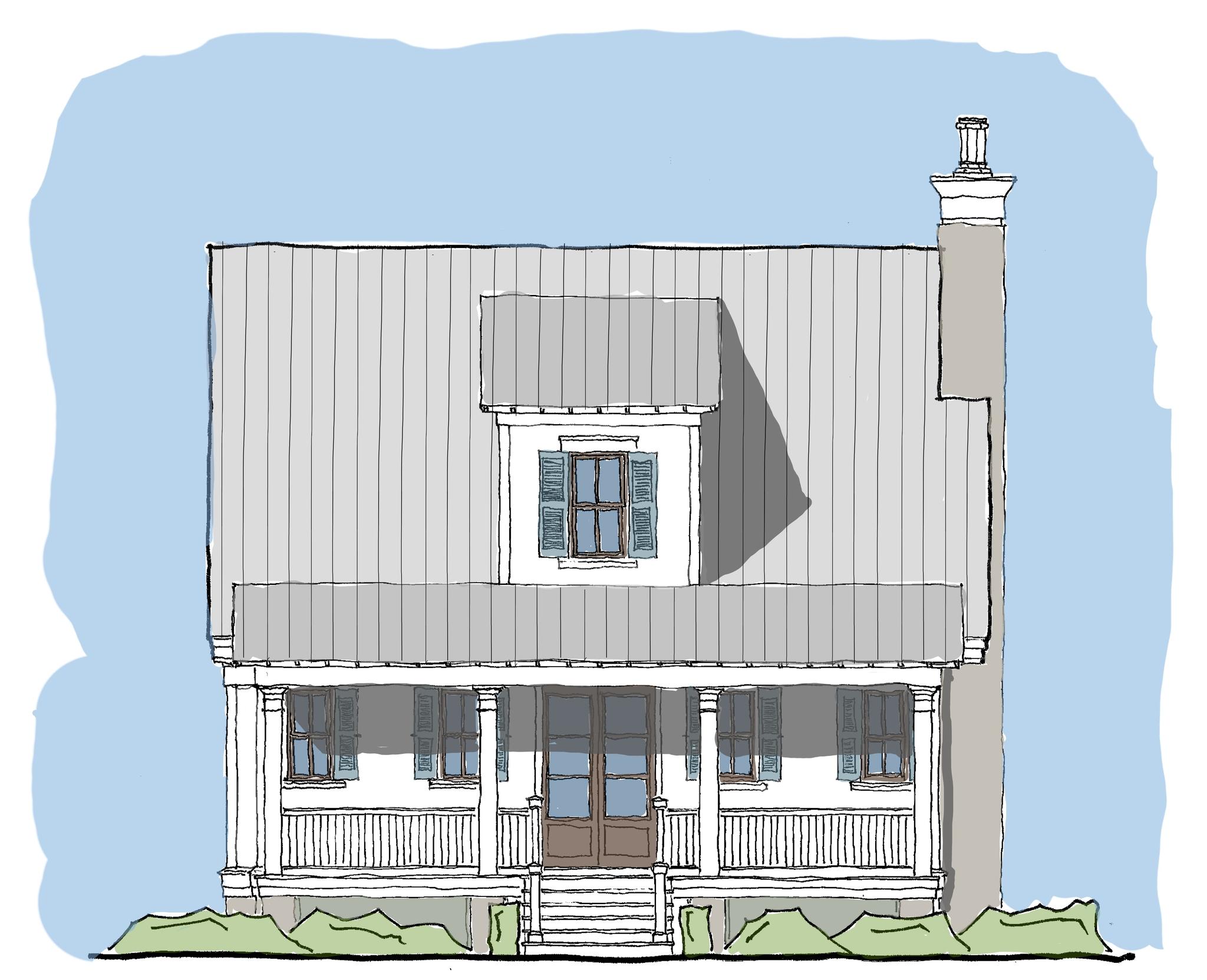 ralston creek u2014 flatfish island designs u2014 coastal home plans