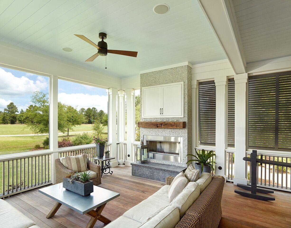 coastal cottage house plans — flatfish island designs — coastal