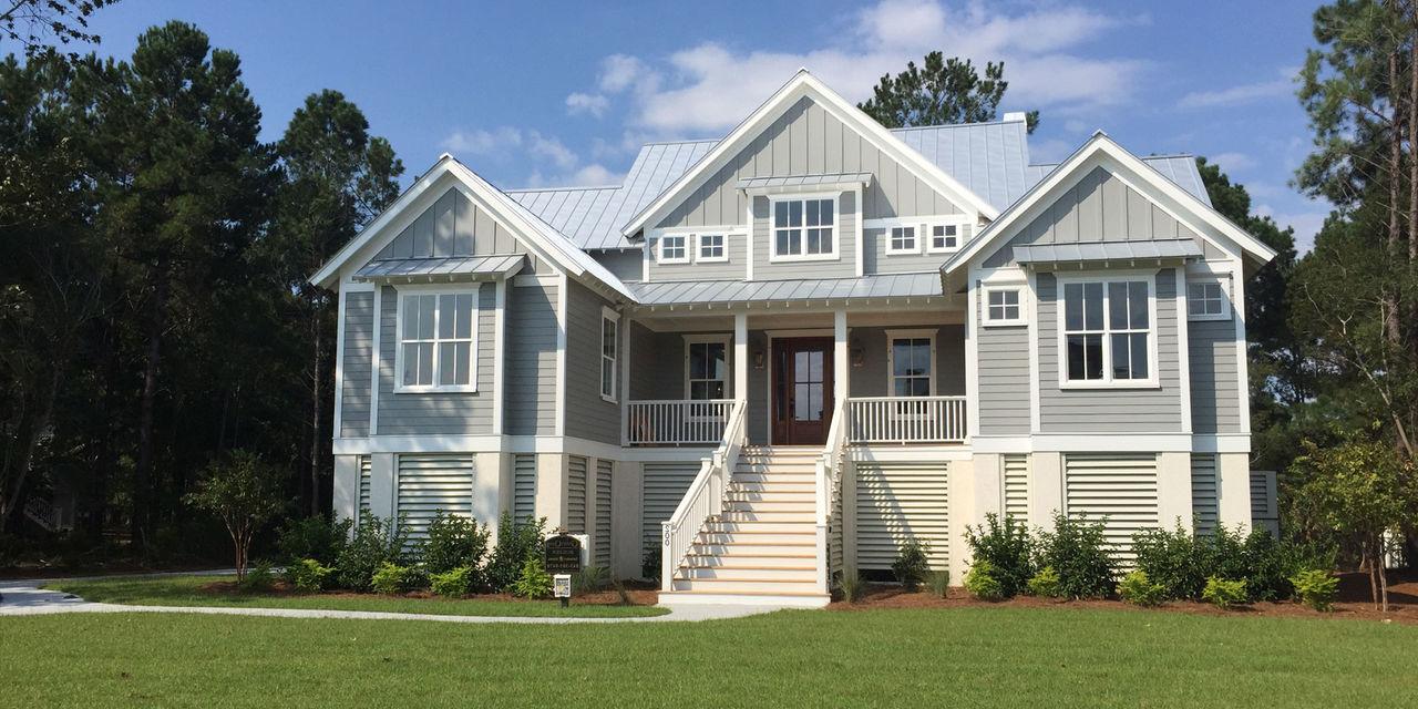 Coastal Cottage Home Plans Flatfish Island Designs Coastal Home Plans