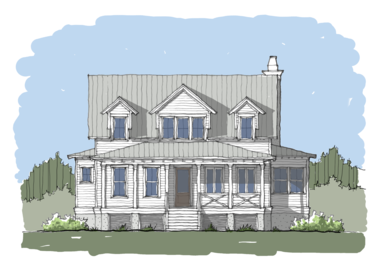 Bakers bay southern living home plan
