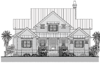 Edisto Tide Home Plan