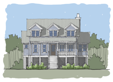 Oyster Bay Living Home Plan