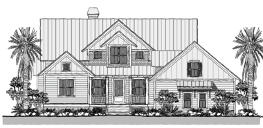 Wando Tide House Plan